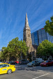 Scots Church in Melbourne Royalty Free Stock Photo