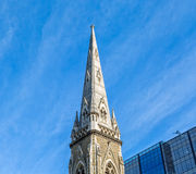 Scots Church in Melbourne Royalty Free Stock Photography