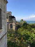 Scots Hotelgronden, Tiberias, Israël Stock Afbeelding
