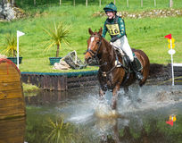 Scotsburn Horse Trial British Eventing  Royalty Free Stock Images