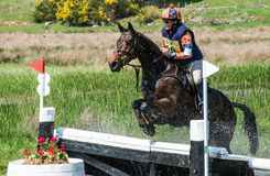 Scotsburn Horse Trial Royalty Free Stock Images