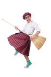 Scotsman divertido Imagen de archivo libre de regalías