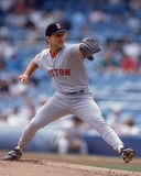 Scott Bankhead, les Red Sox de Boston Images stock