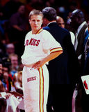 Scott Brooks Houston Rockets Royaltyfri Foto