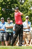 Scott Brown at the Memorial Tournament Royalty Free Stock Photography