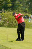 Scott Brown at the Memorial Tournament Royalty Free Stock Image