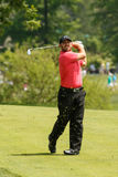 Scott Brown at the Memorial Tournament Stock Photography