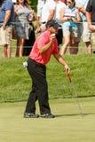 Scott Brown at the Memorial Tournament Stock Photos