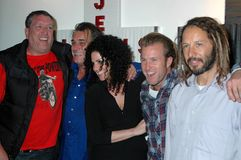 Scott Caan, Steve Jones, Steve Olson, Tony Alva, Scott  Caan Royalty Free Stock Photo
