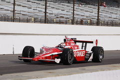 Scott Dixon 9 Indianapolis 500 Pole Day 2011 Indy Royalty Free Stock Photography