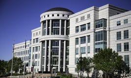 Scott E Matheson gmach sądu, Utah sąd państwowy zdjęcia stock
