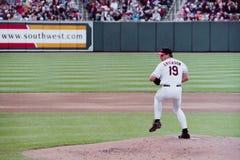 Scott Erickson, Baltimore Orioles Stock Image