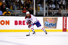 Scott Gomez Montreal Canadiens Stock Images