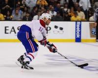 Scott Gomez Montreal Canadiens Fotos de Stock