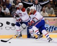 Scott Gomez Montreal Canadiens Royalty Free Stock Image