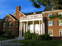 Scott Hall. Is one of the dorms at Miami University Stock Photography