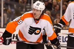 Scott Hartnell Philadelphia Flyers Royalty Free Stock Images