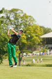 Scott Langley at the Memorial Tournament Royalty Free Stock Photo