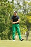 Scott Langley at the Memorial Tournament Royalty Free Stock Photos