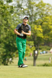 Scott Langley at the Memorial Tournament Royalty Free Stock Photography
