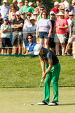 Scott Langley at the Memorial Tournament Stock Photography
