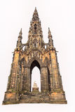 Scott Monument Royalty Free Stock Images