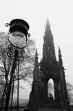 The Scott Monument, Edinburgh Royalty Free Stock Images