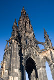 Scott Monument, Edinburgh Stock Photography