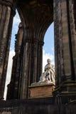 Scott Monument Edinburgh Scotland Reino Unido Foto de Stock Royalty Free
