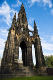 Scott Monument Stock Images