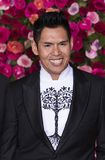 Clint Ramos at the 2018 Tony Awards. Scott Pask arrives on the red carpet for the 72nd Annual Tony Awards held at Radio City Music Hall in New York City on June stock images