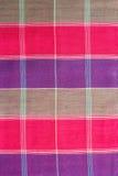 Scott pattern fabric Royalty Free Stock Photos