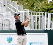 Scott Piercy a Barclays 2015 Pro-sono tenuto al Plainfield Country Club in Edison, New Jersey fotografie stock