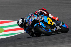 Scott Redding ESTRELLA GALICIA MARC VDS TEAM at Mugello 2015 Royalty Free Stock Photo