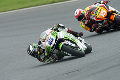 Scott redding, moto gp 2014 Royalty Free Stock Photos
