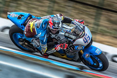 Scott Redding, MOTOGP Brno 2015 Lizenzfreie Stockfotos