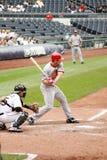 Scott Rolen des oscillations de Cincinnati Reds Photo stock