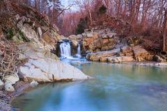 Scotts Run Nature Preserve Great Falls VA Royalty Free Stock Image