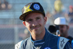 Scott Speed 41, during the Red Bull Global Rallycross Royalty Free Stock Image