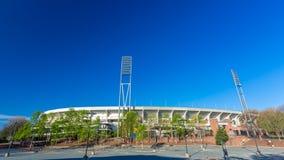 Scott Stadium at UVA Royalty Free Stock Images