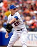 Scott Strickland New York Mets royaltyfria bilder