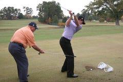 Scott und Harmon, Ausflug-Meisterschaft, Atlanta, 2006 Lizenzfreie Stockfotos