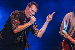 Scott Weiland Stone Temple Pilots Royalty Free Stock Photo