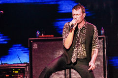 Scott Weiland Stone Temple Pilots Royalty Free Stock Image