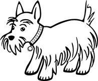 Scottie Dog Fotografia Stock