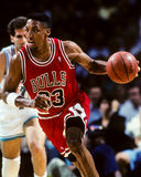 Scottie Pippen Chicago Bulls Stock Photography