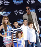Scottie Pippen. At the Los Angeles Premiere of Monsters University held at the El Capitan Theatre in Hollywood on June 17, 2013 in Los Angeles, California Royalty Free Stock Images