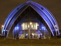 scottish выставки конференции центра стоковая фотография rf