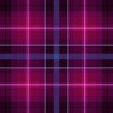 scottish голубой картины пурпуровый Стоковые Фотографии RF