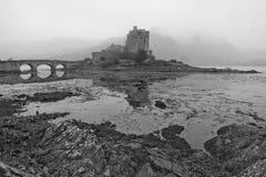 scottish замока Стоковые Фото